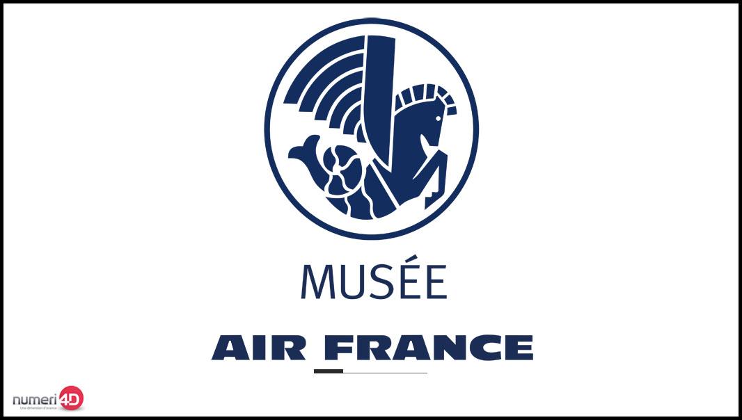 mus u00e9e num u00e9rique 3d  u2013 air france