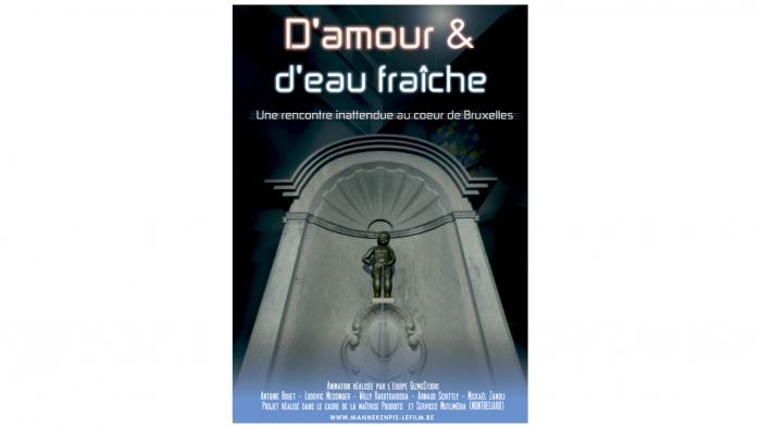 D'Amour et d'eau fraîche – Court métrage d'animation 3D